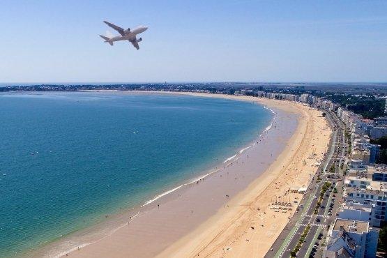 Navette aeroport Nantes Pornichet Rennes